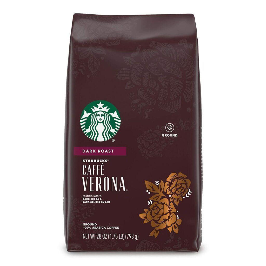 Starbucks Verona Coffee