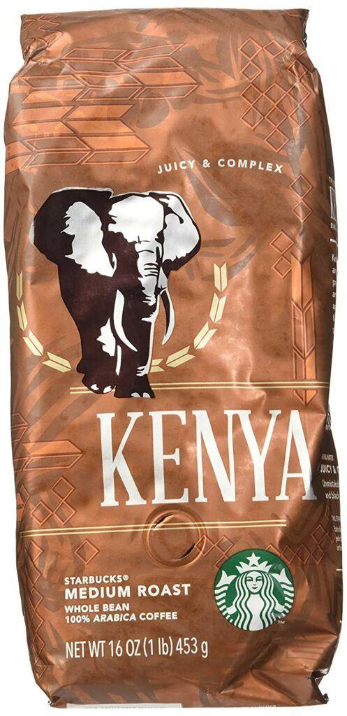 Starbucks Kenya Coffee