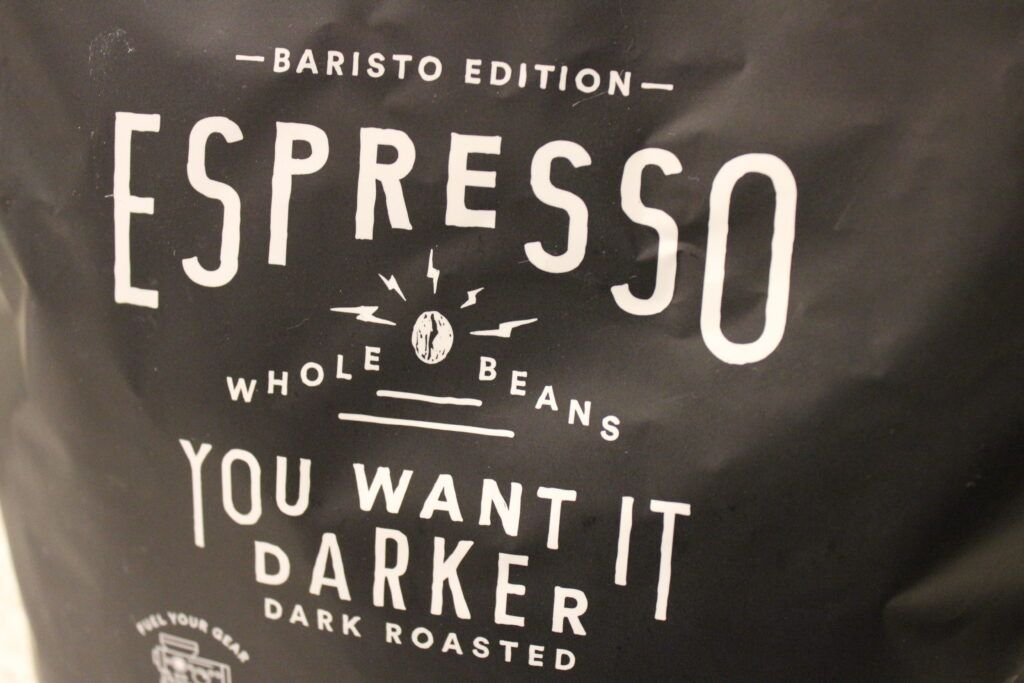What is espresso roast?