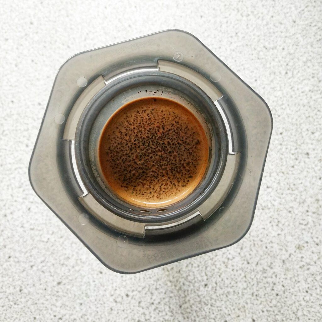How to: Inverted AeroPress