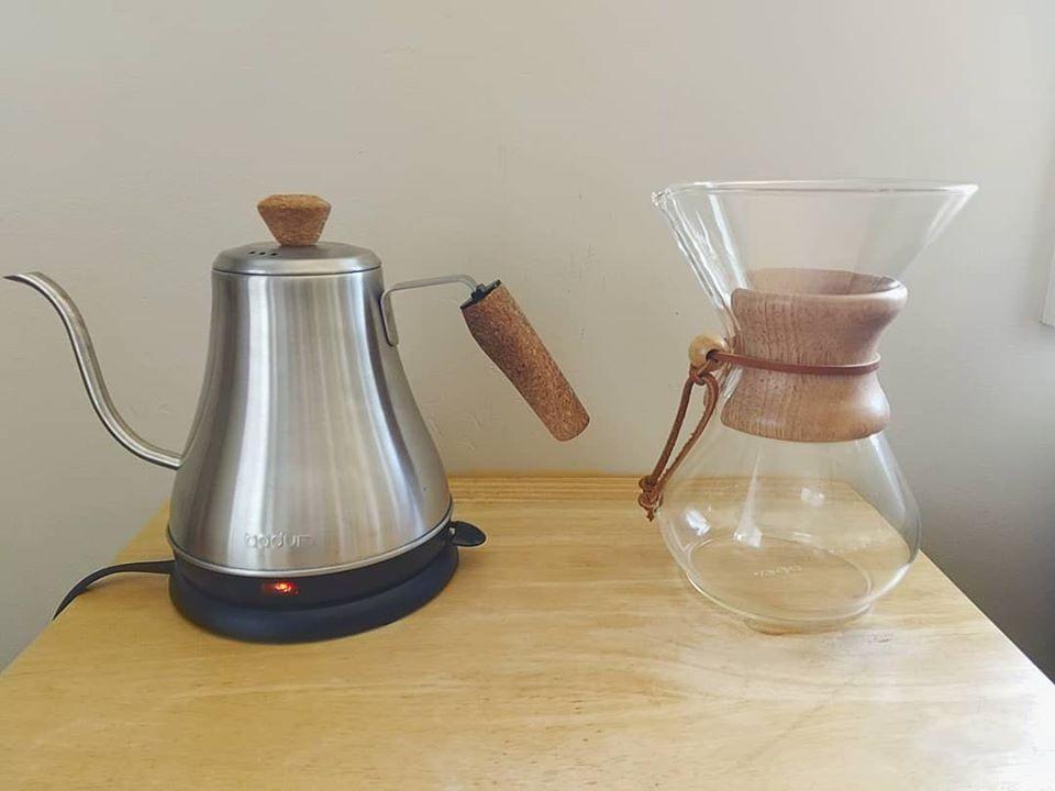 How to make Chemex coffee