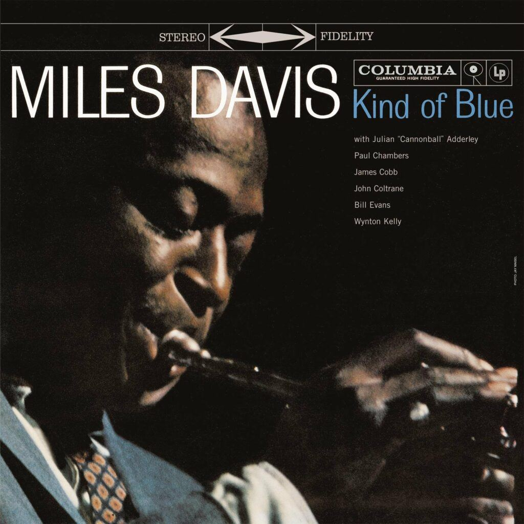 Coffee + Kind of Blue - A Cool, Mellow Pairing