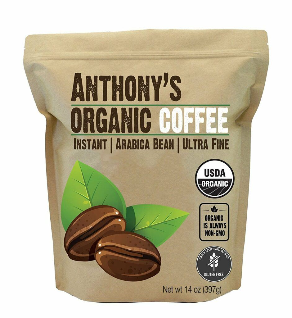 Anthony's Organic Instant Coffee