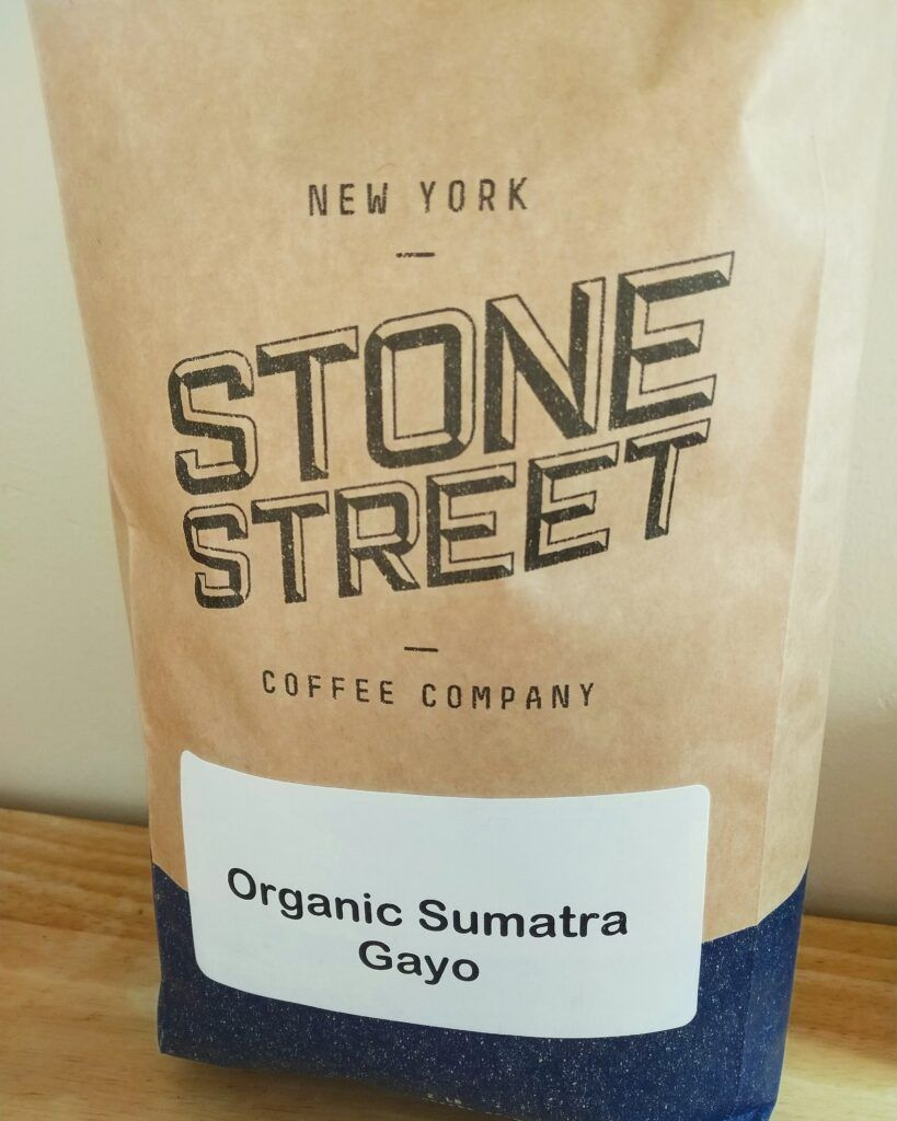 Stone Street Coffee's 'Sumatra Gayo' Review