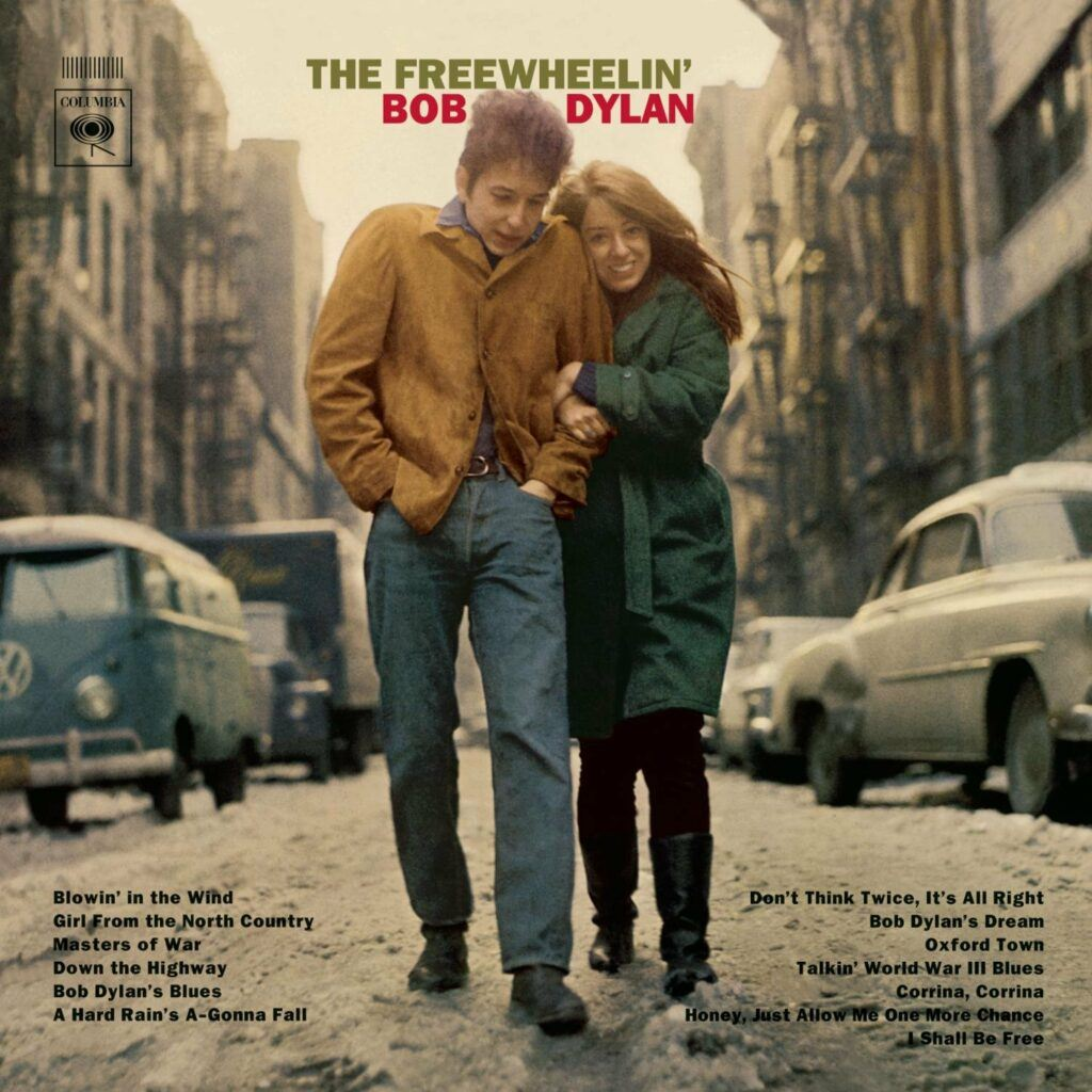 Bob Dylan The Freewheelin'