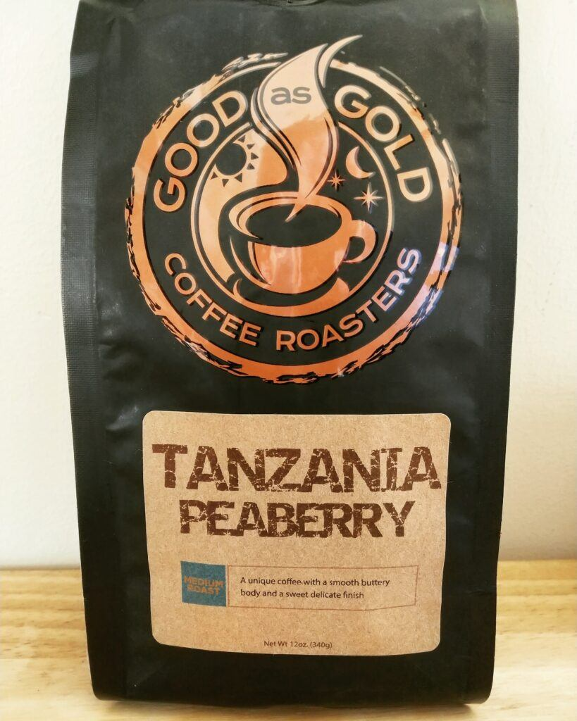 Good as Gold Coffee Roasters' 'Tanzania Peaberry' Review