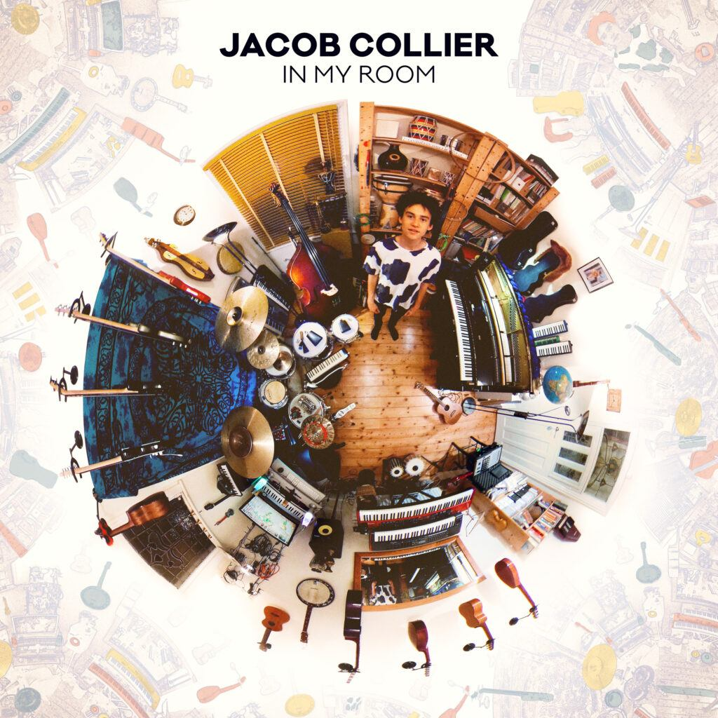 Jacob Collier In My Room and coffee