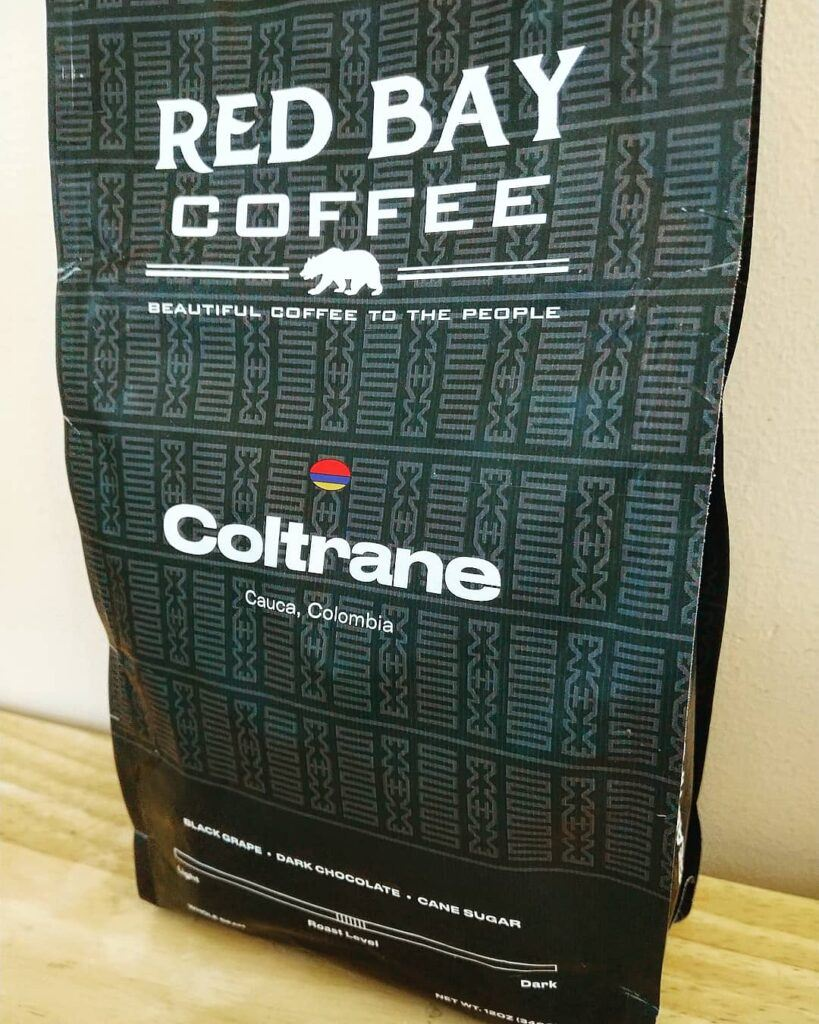 Red Bay Coffee Coltrane Review