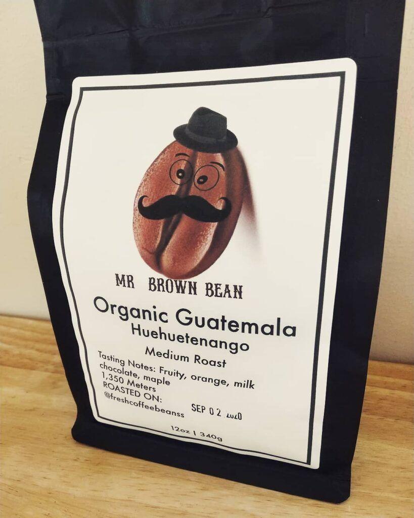 Gutemala coffee