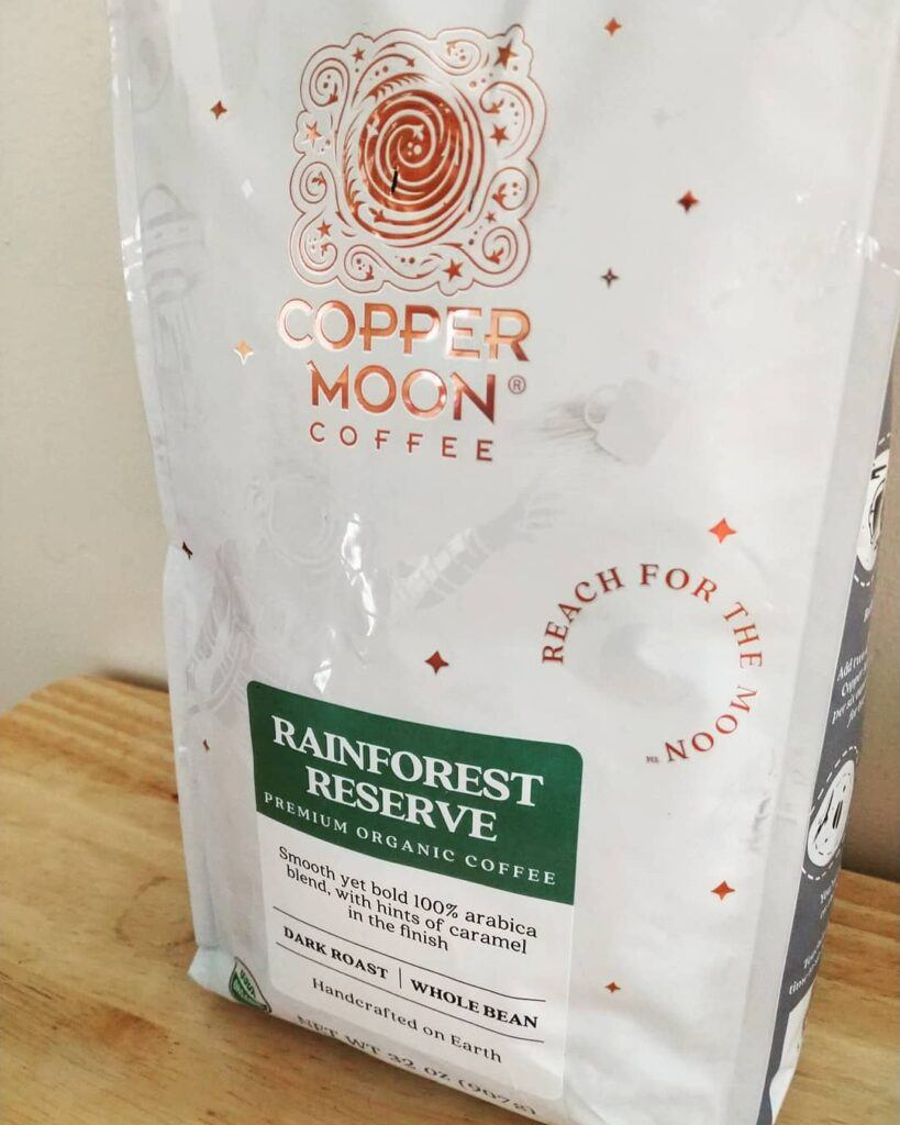Copper Moon Coffee Rainforest Reserve