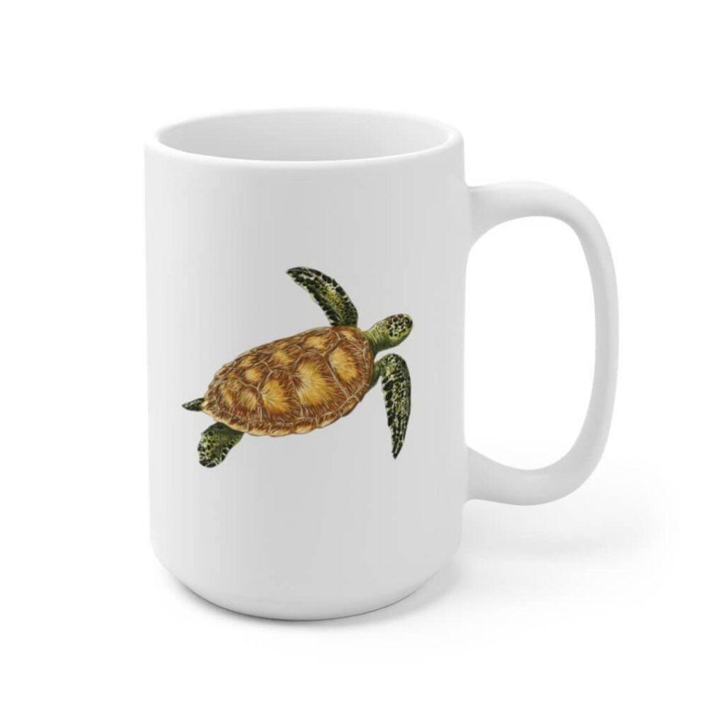 Beautiful animal coffee mugs