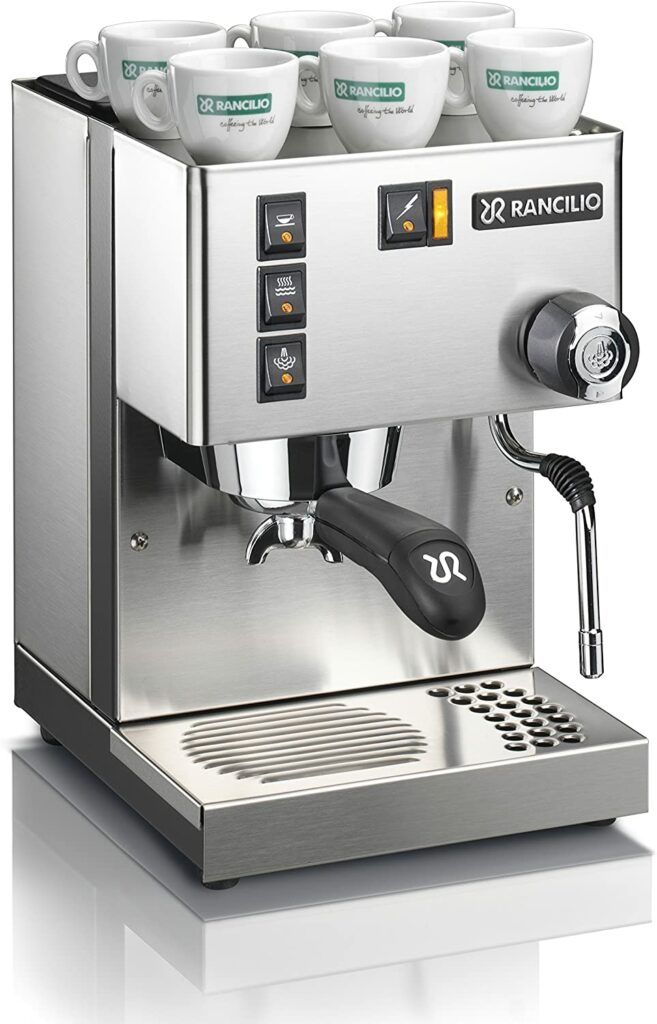 Rancilio Silvia M espresso machine