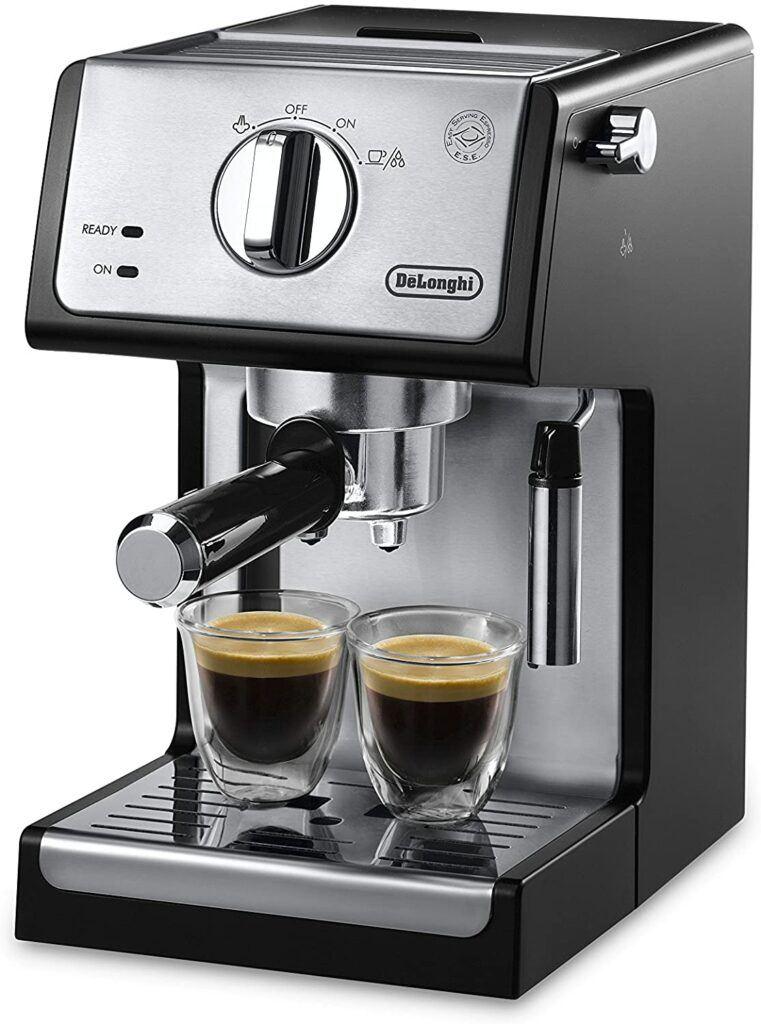 DeLonghi espresso maker review