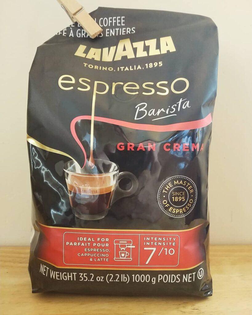 Lavazza Gran Crema Espresso Roast