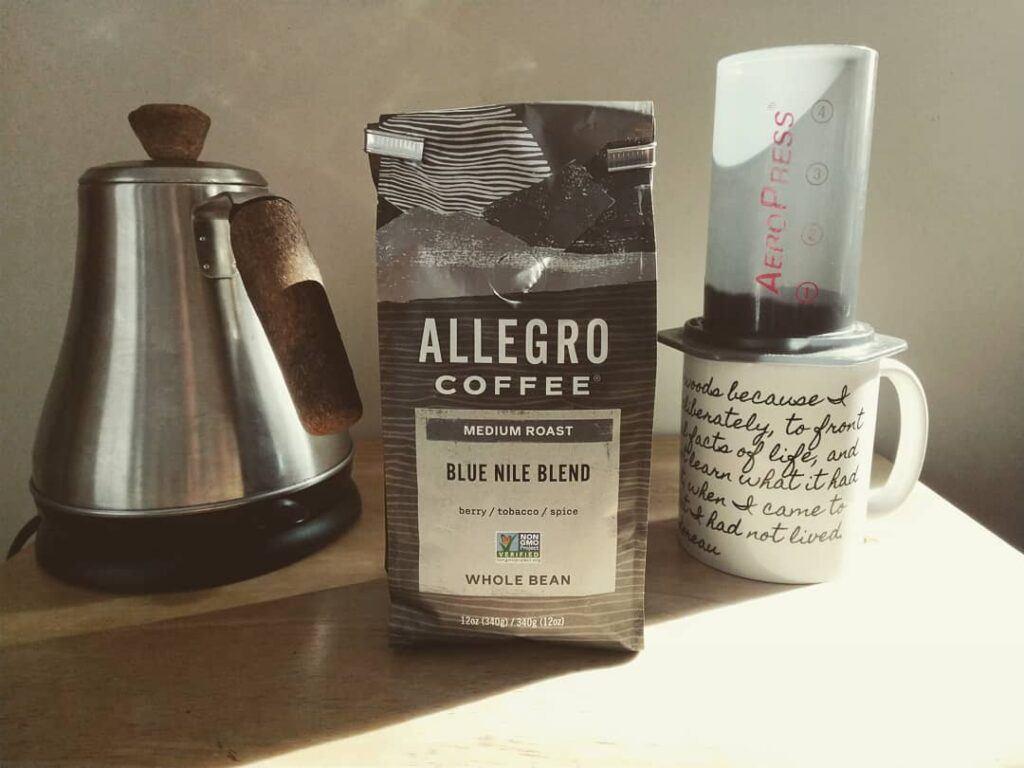 Allegro coffee Amazon