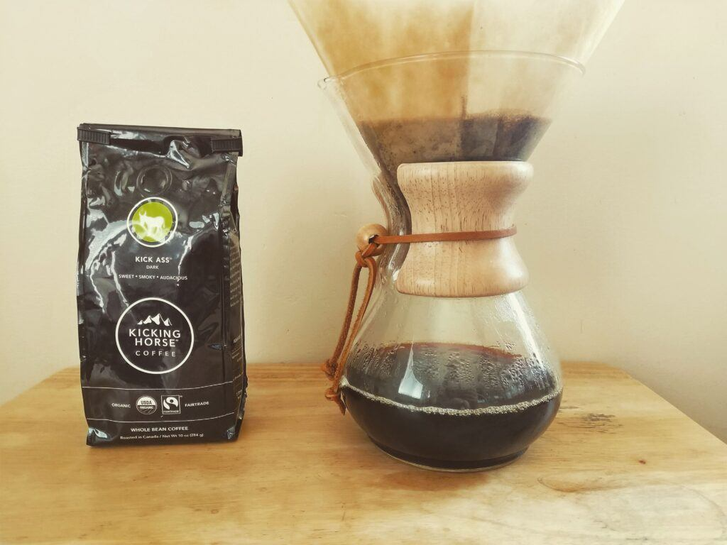 What's the best Kicking Horse coffee?