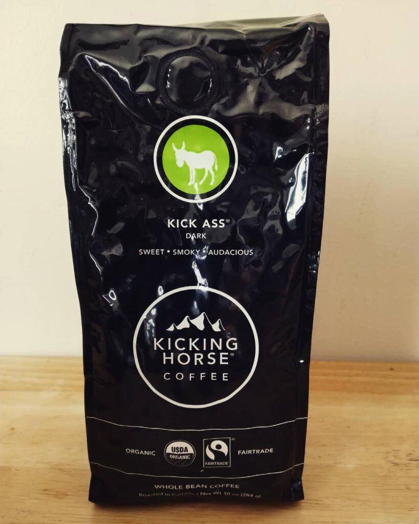 Kicking Horse Coffee Kick @ss review