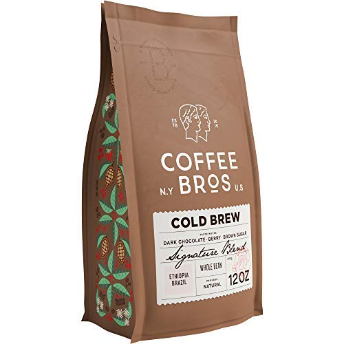 The Best Coffee for Cold Brew - My Top 5 Picks