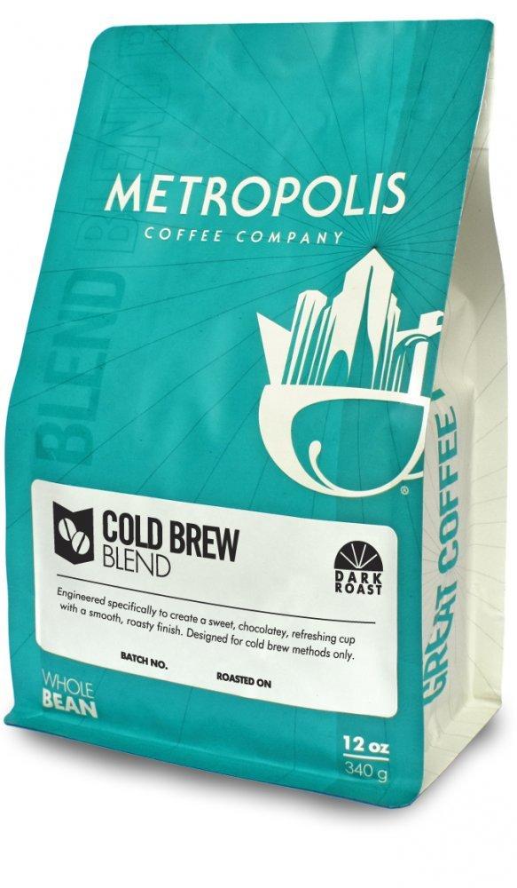 Metropolis Coffee Company Cold Brew